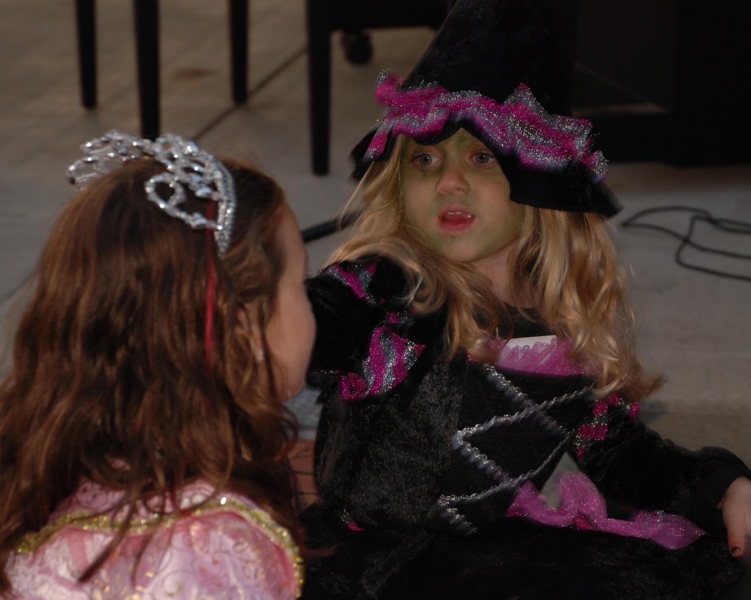 MTMS Halloween Parties